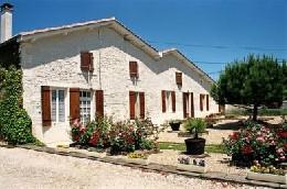 Maison Cherac - 8 personnes - location vacances  n°2622