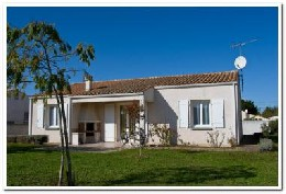 Casa Dolus D'oléron - 6 personas - alquiler n°2701