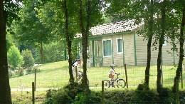 Chalet 5 personnes Beaumont Du Périgord - location vacances  n°2704