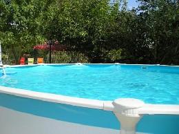 Gite in La sauvetat du dropt voor  8 •   met privé zwembad