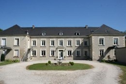 Castle Aulnay Aux Planches - 31 people - holiday home  #2723
