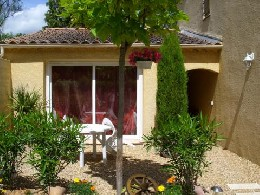 Gite Jonquieres St Vincent - 2 personnes - location vacances  n°2726