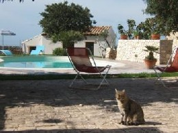 Maison à Sicile ragusa pour  6 •   animaux acceptés (chien, chat...)