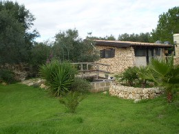Maison Maruggio - 2 personnes - location vacances  n°279