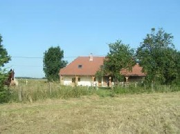Farm Serrigny En Bresse, Vlakbij Beaune - 6 people - holiday home  #2814
