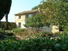 Maison Sérignan Du Comtat - 4 personnes - location vacances  n°2820