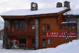 Chalet Les Arcs - 8 people - holiday home  #2846