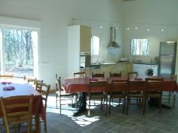 House St Vivien De Medoc - 20 people - holiday home  #2895