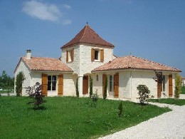 Gite Domaine La Vigerie Nuyte - Maison Larnolia - 8 Personen - Ferienwohnung N°2916