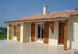 Gite Domaine La Vigerie Nuyte - Maison Linchel - 6 Personen - Ferienwohnung N°2918