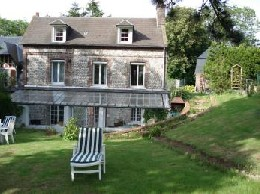 House Veulettes-sur-mer - 8 people - holiday home  #3036