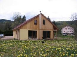 Gite Xonrupt-longemer - 10 personnes - location vacances  n°3048
