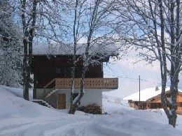 Chalet Samoens - 8 personnes - location vacances  n°3063
