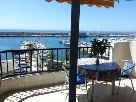 Villajoyosa -    uitzicht op zee