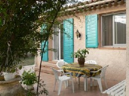 Gite 4 people Vence - holiday home  #3127