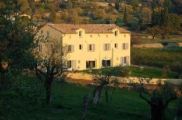 Gite 8 people Grasse - holiday home  #3275