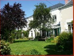 Chambre d'hôtes Semblançay  - location vacances  n°3288