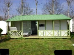 Chalet 6 personnes Angles - location vacances  n°3327