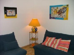 Appartement à Colmar pour  6 •   parking privé   n°3349