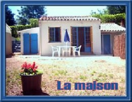 House 2 people Sampzon - holiday home  #3373