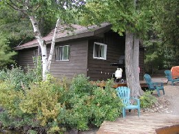 Chalet Lake Temagami - 8 people - holiday home