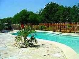Gite Saint Paulet De Caisson - 4 personnes - location vacances  n°3488