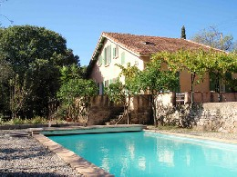 House Le Revest Les Eaux - 8 people - holiday home  #3497
