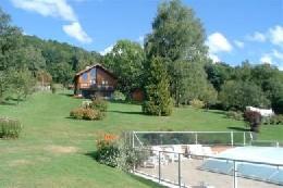 Chalet Le Ménil - 8 personnes - location vacances  n°3557