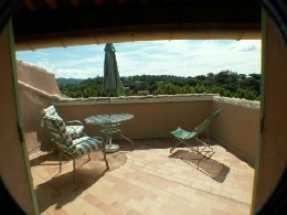 Maison Bedoin - 3 personnes - location vacances  n°3597