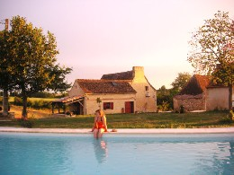 Gite 7 personnes Beaumont Du Périgord - location vacances  n°3599