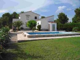 Maison Las Tres Cales L'amettla De Mar - 8 personnes - location vacances  n°3606