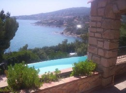 Maison 8 personnes St Aygulf - location vacances  n°3751