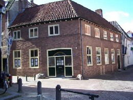 Bed and Breakfast in Amersfoort voor  12 •   met balkon   no 3778
