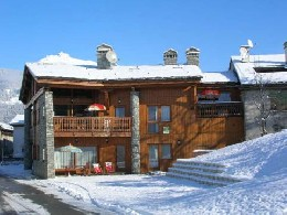 Chalet Les Arcs - 12 people - holiday home  #3804