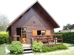 Chalet Erdeven - 6 people - holiday home  #3855