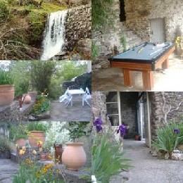 Bed and Breakfast Le Chambon - 2 personen - Vakantiewoning  no 3866