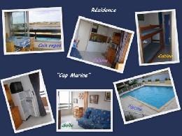 Appartement à Saint cyprien pour  4 •   vue sur mer   n°3885