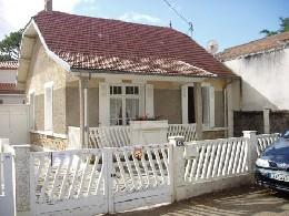 Maison 5 personnes Saint Jean De Monts - location vacances  n°3937