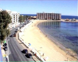 Flat Torrevieja - 7 people - holiday home  #3950