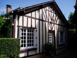 Maison 4 personnes Villerville - location vacances  n°4027