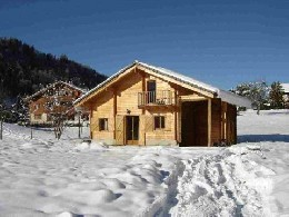 Chalet 9 personnes Saint Gervais - location vacances  n°4057