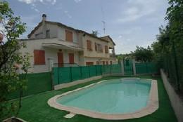 Gite Lezan - 7 personnes - location vacances  n°4183