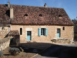 Maison St Georges De Monclar - 5 personnes - location vacances  n°4227