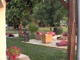 Gite Penne D'agenais - 15 personnes - location vacances  n°4362