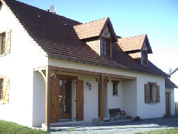 Maison Gueret - 8 personnes - location vacances  n°4392