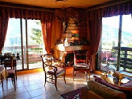 Appartement 6 personnes Megève - location vacances  n°4398
