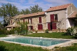 Maison Senas - 2 personnes - location vacances  n°4404