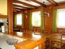Chalet 12 personnes Senones - location vacances  n°4427