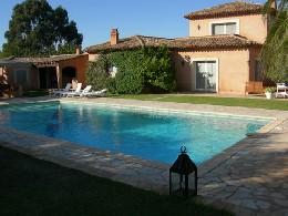 Huis 16 personen St Tropez - Vakantiewoning  no 4509