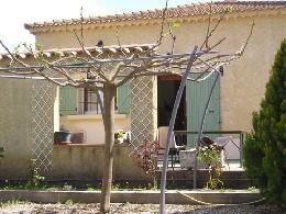 Maison Pernes Les Fontaines - 9 personnes - location vacances  n°4525